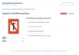 Sportbootführerschein24 Binnen